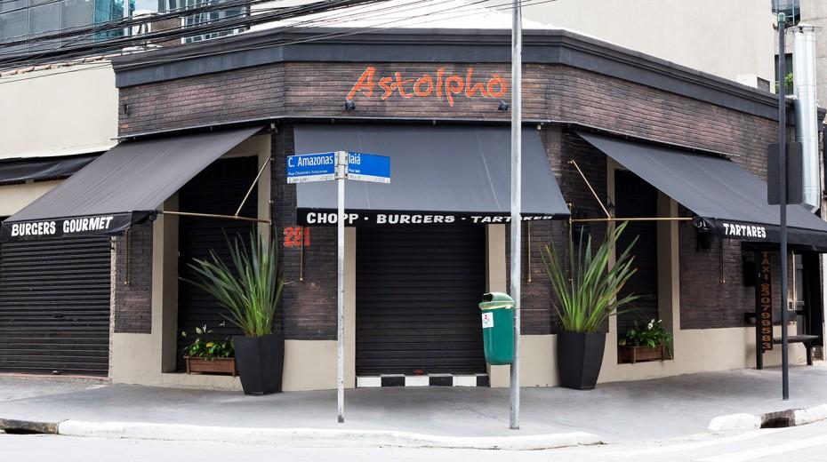 Projeto Arquitetura Astolpho