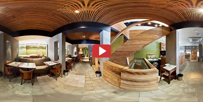 Projeto Arquitetura Restaurante Manai Al Santos
