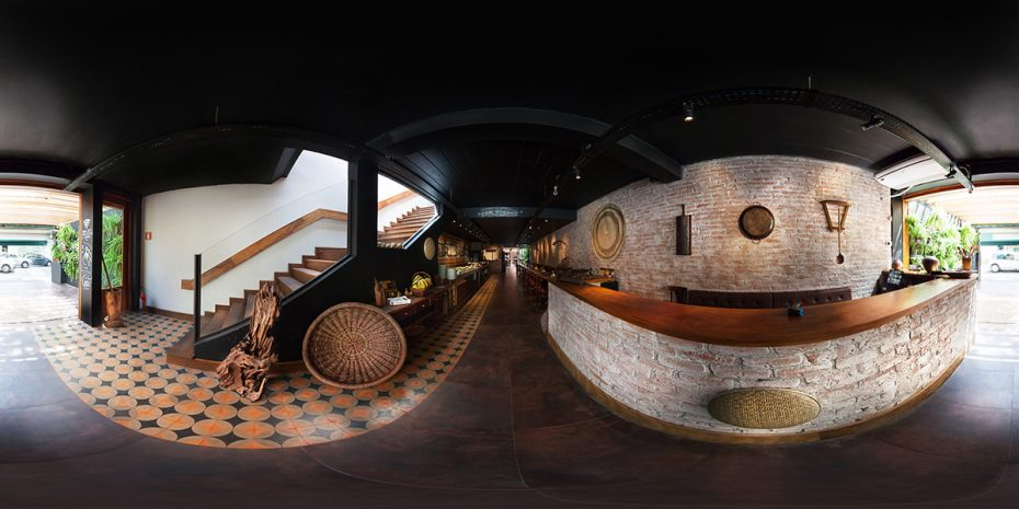 Projeto Arquitetura  Restaurante Jambú