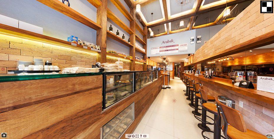 Projeto Arquitetura Restaurante Arabek