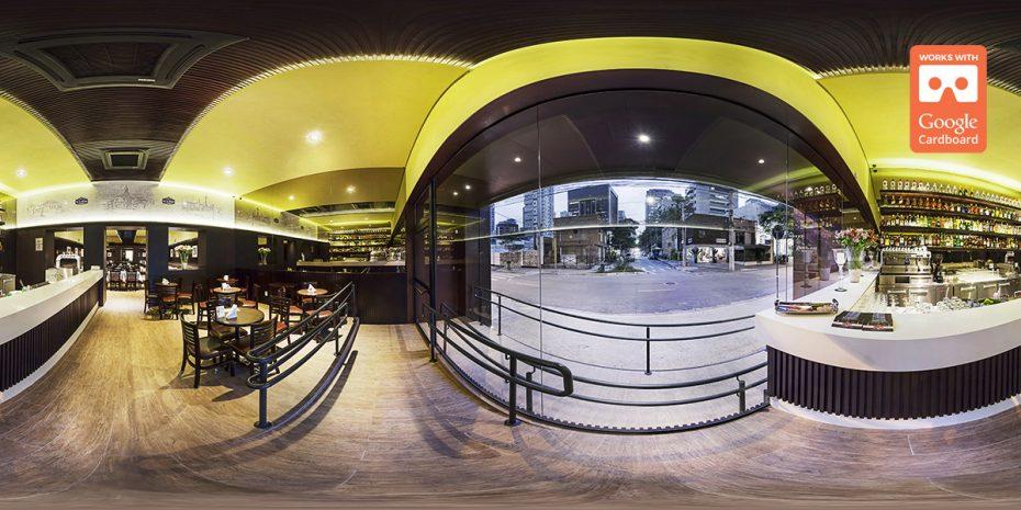 Projeto Arquitetura Restaurante Bar do Alemão de SP
